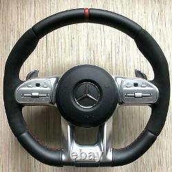 Mercedes AMG Performance Steering wheel 2018 2019 2020 C63 G63 W222 CLS53 OEM