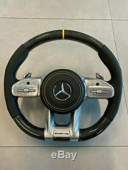 Mercedes-Benz AMG Performance 2019 CARBON FIBER STEERING WHEEL