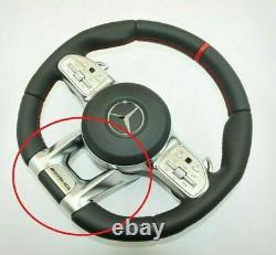 Mercedes-Benz AMG Performance Steering Wheel Lower Trim Cover A0004641900 2019+