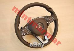 Mercedes Benz Steering Wheel C E Cla Cls Slk Class W205 W218 R172 C117 6013