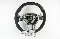 Mercedes Benz W204 C63 W246 W212 W176 A B C E Class Steering Wheel #81