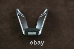 Mercedes Steering wheel trim Brabus look W205 W218 W213 W166 GLS GLE GLC CLA GLA