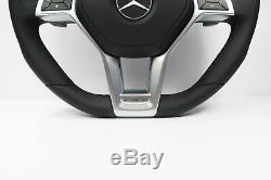 Mercedes-benz Cls63 Cla45 Gla45 G63 Gl63 E250 Steering Wheel Amg