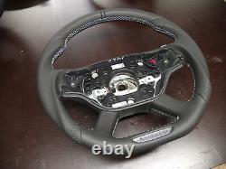 Mercedes custom steering wheel S63 S65 W221 W216 AMG CL600 CL65 S550 CL550 S600