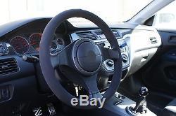Mitsubishi Evo 8/9 Alcantara Steering Wheel Cover
