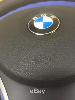 NEW BMW Sport Steering Wheel Leather shift paddles 3 E90 E92 E93 OEM 32306777631