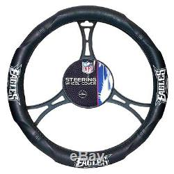NFL Philadelphia Eagles Car Truck Seat Covers Steering Wheel Cover & Floor Mats