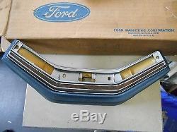 Nos 1975 76 Ford Granada 2 Spoke Steering Wheel Cover