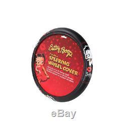 New Betty Boop Timeless Car Truck Floor Mats Steering Wheel Cover Key-Chain