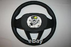 New Genuine BMW G30/G31 5'series STEERING WHEEL Black Leather Driving Assistant