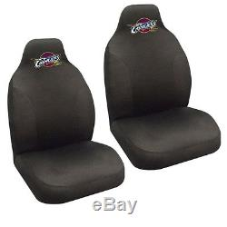 New NBA Cleveland Cavaliers Car Truck Seat Covers Floor Mat Steering Wheel Cover