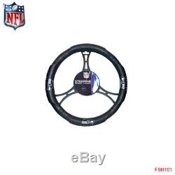 New NFL Seattle Seahawks Car Truck Floor Mats Seat Covers Steering Wheel Cover