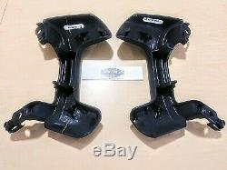 New OEM Steering Wheel Spoke Covers Ebony 2007-2014 Silverado