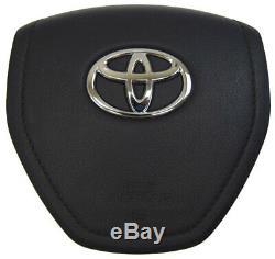 New Steering Wheel Horn Cover For 2013-2019 Toyota Corolla, Corolla-iM, Rav4