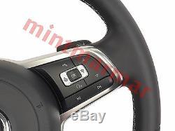New Vw Volkswagen Golf Mk 7 R Line Steering Wheel Shift Paddles Acc 7012
