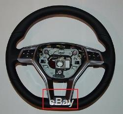 New genuine Mercedes SPORT AMG steering wheel AMG cover E C CLS CL SL