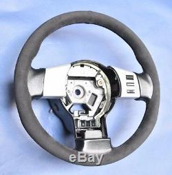 Nissan 350Z Alcantara Steering Wheel Cover