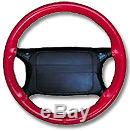 Nissan Leather Steering Wheel Cover Wheelskins Custom Fit You Pick the Color