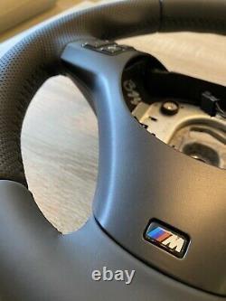 OEM BMW M Sport Steering Wheel E90 E91 E92 E93 M3 E82 E81 E87 E88 1 3 Series
