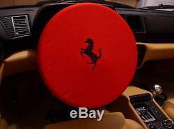 OEM Genuine Ferrari Steering Wheel cover 308 328 348 355 360 430 458 Testarossa
