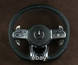 OEM Mercedes AMG steering wheel S63 G63 W464 W222 C217 C118 C177 C213 C238 C253