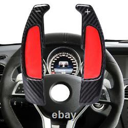 Paddle Shift Extension Steering Wheel Shifter For Benz AMG W212 W204 W176 C117