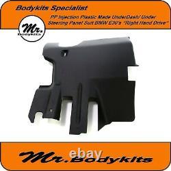 Plastic Under Dash Cover/ Steering Wheel /Knee /Trim Panel Suit All BMW E30 RHD