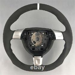 Porsche 911 997 987 Motor Sport Steering Wheel Suede Lenkrad Volant Alcantara