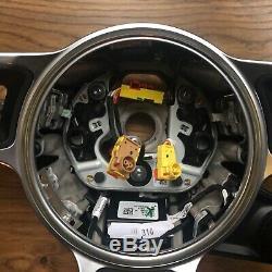 Porsche Macan 911 Carrera Cayenne Steering Wheel+Airbag HEATING BOOST HEATED