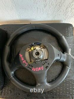 RARE OEM MOMO Toyota steering wheel for Supra Celica Altezza MR2 Mark 2