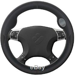 Radiomize Bluetooth Smart Gesture Controlled Steering Wheel Cover Connected Car