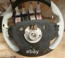 Range Rover Sport L494 SVR Cirrus Heated Steering Wheel With Carbon Fiber Trim