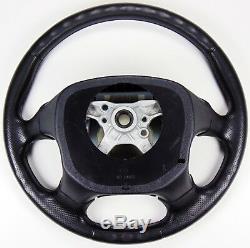 Rare Jdm Subaru Legacy Momo Steering Wheel Black Leather Be Be5 Bh Bh5 Bh9 Gt