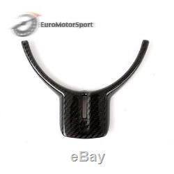 Real Carbon Fiber Steering Wheel Cover For Toyota 86 Scion FR-S Subaru BRZ