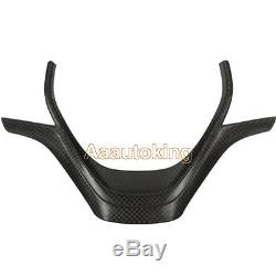 Replacement Carbon Fiber Steering Wheel Cover for BMW 3 Series F30 F31 2012-16