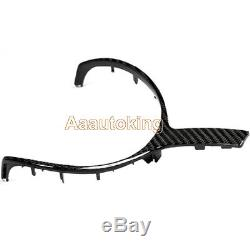 Replacement Carbon Steering Wheel Cover Trims for BMW M series M2 M3 M4 M5 M6