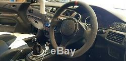 Rexpeed Carbon Steering Wheel Cover Mitsubishi EVO 7, 8, 9 IX