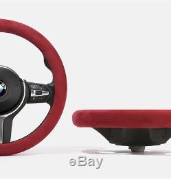 SP Design Alcantara Car Steering Wheel Cover Customer satisfaction No1