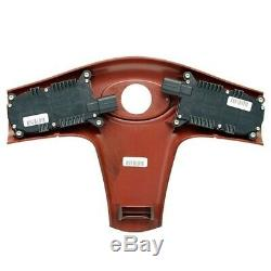 Sea Ray Sport Woodgrain Boat Steering Wheel Cover