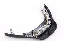 Steering Wheel Cover Chrome trim For BMW F10 5 Series 520 528 F07 GT 2011-2015
