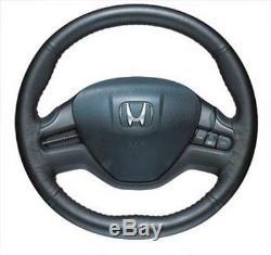 Steering Wheel Cover-Leather HONDA OEM 08U98SVA101