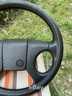 Steering Wheel Lenkrad VW Golf MK2 GTI, Scirocco GT, Corrado VR6, G60, Jetta