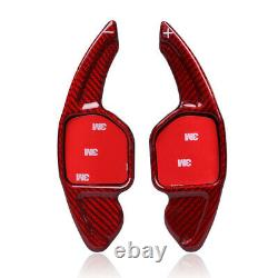 Steering Wheel Shift Paddle Shifter For Audi A1 A3 A4 A7 S3 S4 S7 S8 Q5 Q7 TTS