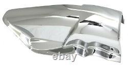 Steering column cover lower chrome plastic 330 377 378 379 Peterbilt 1998-05