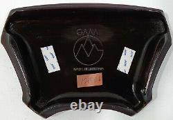 Steering wheel wooden center cover (1015-01) Mercedes W123 W124 W126 W201
