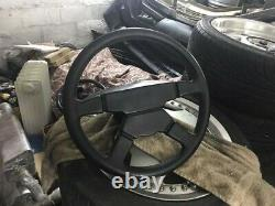 USED OEM Mercedes AMG MOMO W124 W126 560Sec 500E 300CE 190e W201 Steering Wheel