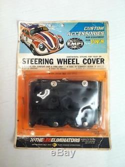 Vintage steering wheel cover for Volkswagen bug